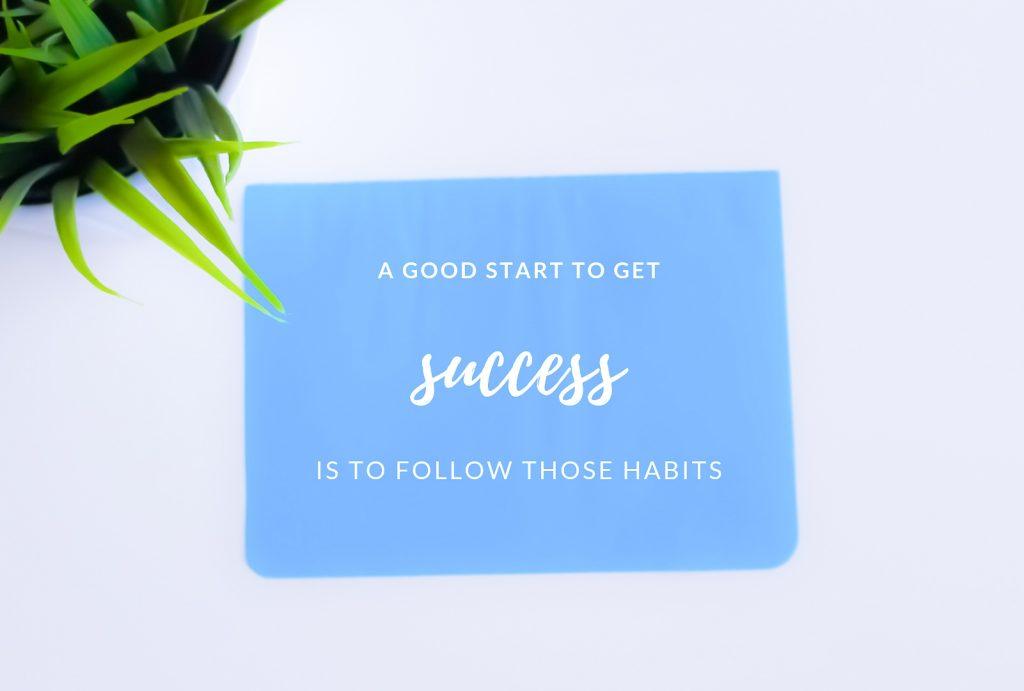 אנשים מצליחים